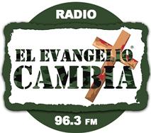 Logo el evangelio cambia radio