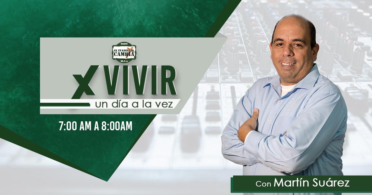 X Vivir - con Martín Suárez