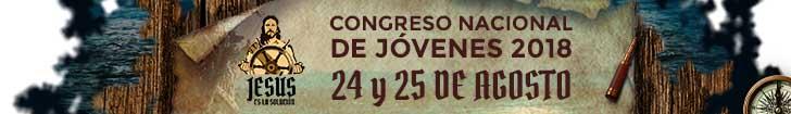 Congreso Nacional de Jovenes Jesús es la Solución