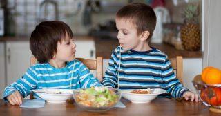 Influencia de la alimentación en la conducta
