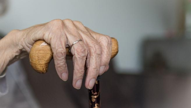 Abuelita de 111 años