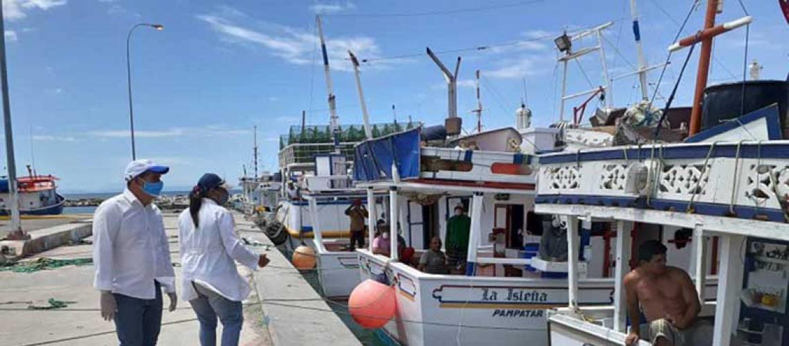 Embarcación Pesquera