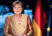 Ex canciller Angela Merkel