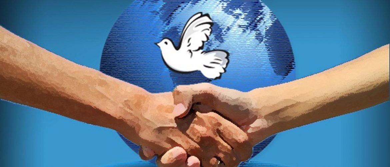 ¡Feliz Día Internacional de la Paz!